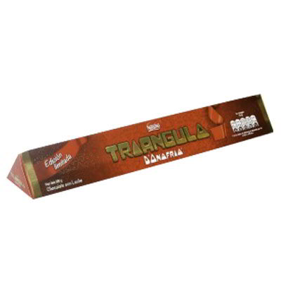 Chocolate Triángulo XL