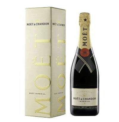 Champagne Moet and Chandon